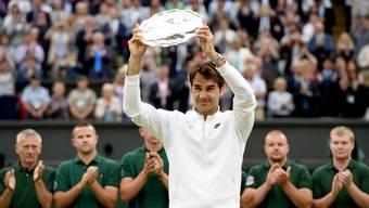 Wimbledon 2015 - Tag 14: Finale zwischen Federer und Djokovic