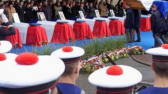 11 U-Boot-Spezialisten getötet (Archiv)