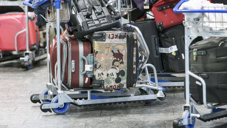 Rekordmenge an Kokain in Koffer am Flughafen Zürich entdeckt. (Symbolbild)