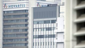 Novartis-Gebäude in Basel (Archiv)