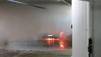 Schock im Shoppi: Das Einkaufszentrum muss evakuiert werden