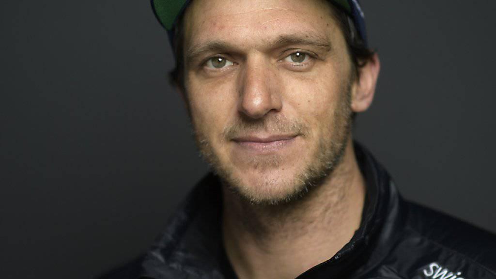 Seit drei Monaten bei Swiss-Ski: Mike Schmid