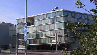 Verhandelt wird im Bezirksgericht Baden.