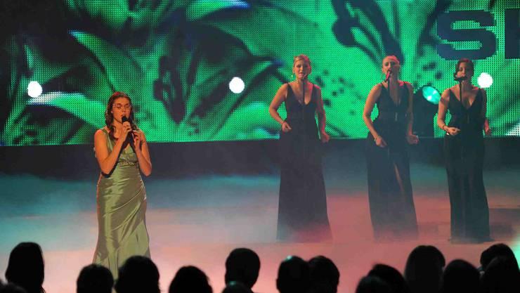 2011 trat Bernarda Brunovic bei der SRF-Entscheidungsshow für den Eurovision Song Contest an.