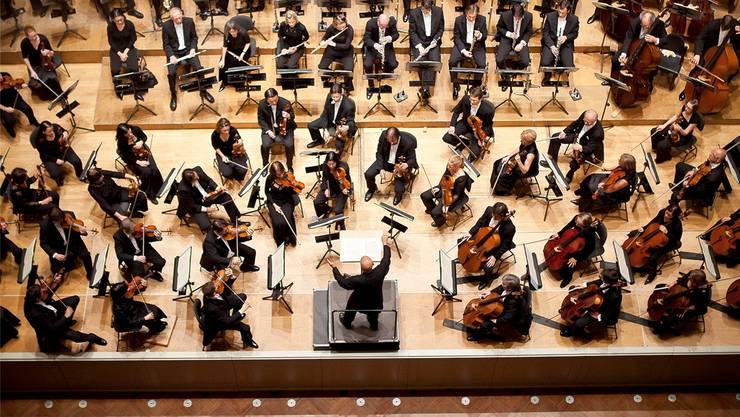 Studierende der Hochschule für Musik geben ein Spezial-Konzert zusammen mit dem Sinfonieorchester Basel.