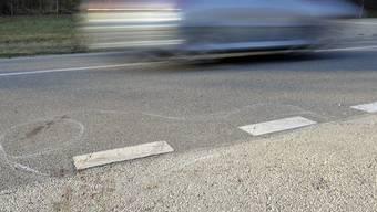 Die Kollision der beiden Personenwagen wird von der Baselbieter Polizei untersucht. (Symbolbild)