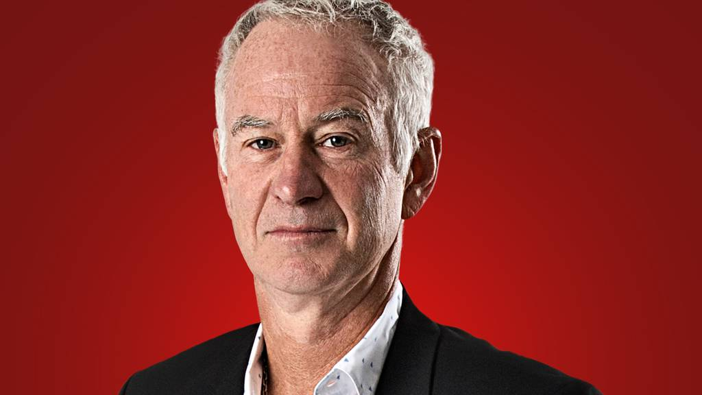 John McEnroe: Der Captain des Teams «World» am Laver Cup