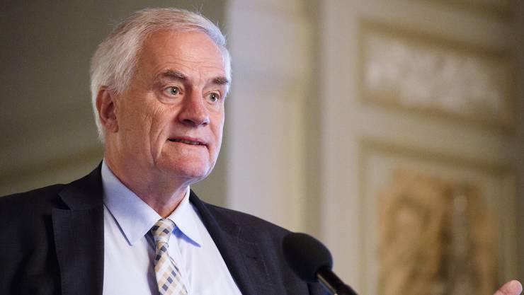 Walter Steinmann, Ex-Direktor Bundesamt für Energie