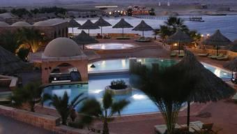 Mövenpick verkauft alle seine Hotels. Auf dem Foto das Hotel im ägyptischen El Quasir