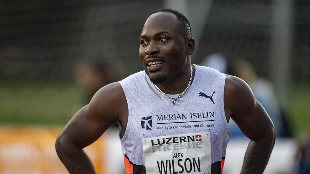 Alex Wilson ist nun doch nicht der schnellste Mann Europas - sein Rekord wird nicht homologiert.