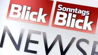 """Die Ringier-Zeitungen """"Blick"""" und """"SonntagsBlick"""" sind laut Presserat zu weit gegangen (Symbolbild)"""