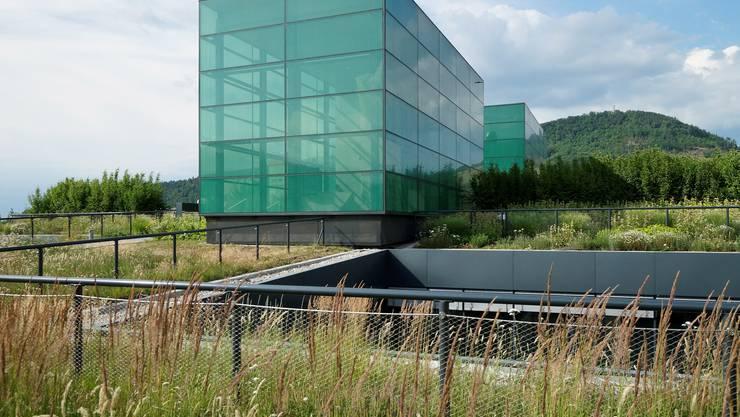Im Futuro in Liestal ist Nanosurf zuhause.