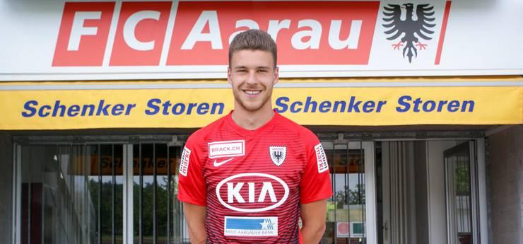 Giuseppe Leo (23/Verteidiger/vom Karlsruher SC/DE)