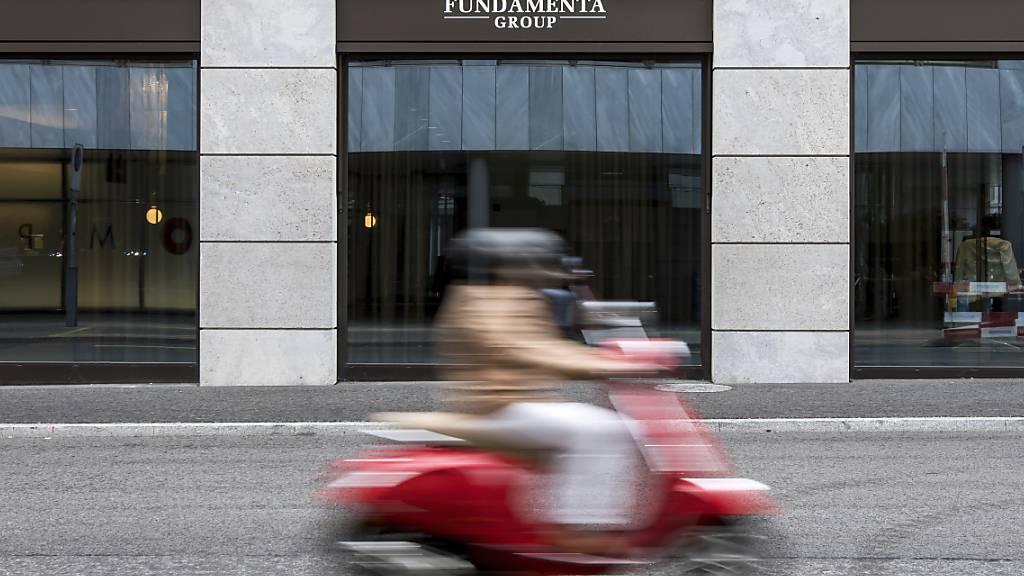 Die Immobiliengruppe Fundamenta in Zug spürt die Coronakrise kaum. (Archivbild)