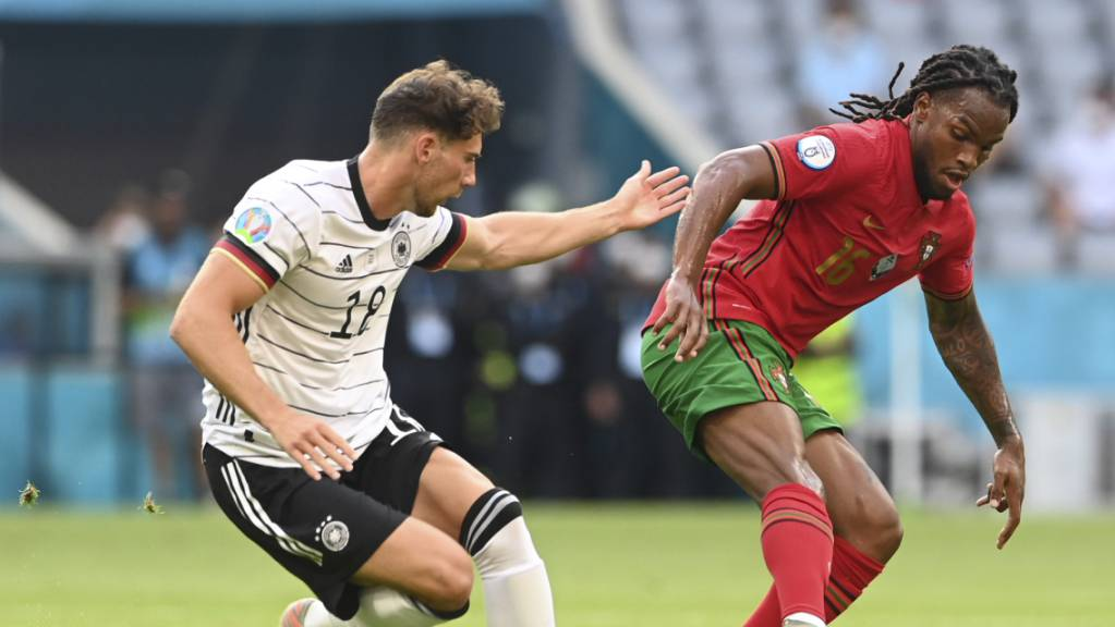 Leon Goretzka könnte im deutschen Team den angeschlagenen Thomas Müller ersetzen