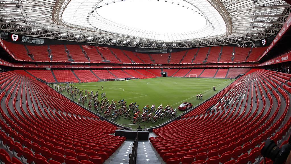 Im Stadion in Bilbao wird es gemäss den örtlichen Organisatoren keine EM-Spiele geben
