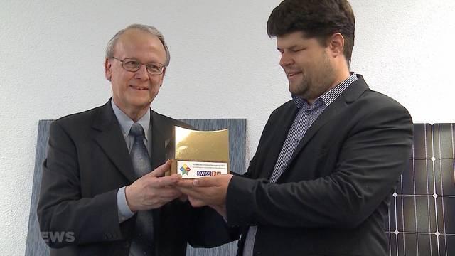 «Swiss OV» gewinnt Schweizer Innovationspreis 2017