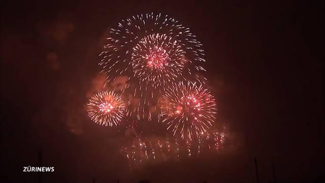 Oensingen bereitet grösstes Feuerwerk der Schweiz vor