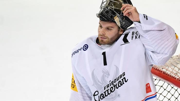 Benjamin Conz ist bei Fribourg nicht mehr erwünscht.