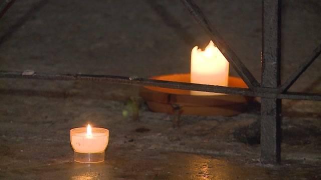 Kapellenbrand wegen falsch entsorgter Kerze