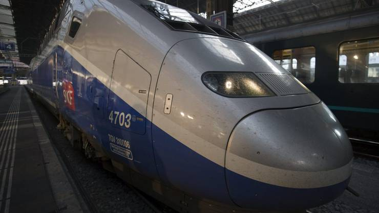 Für die 406 Kilometer von Strassburg nach Paris braucht der TGV auf der neuen Linie nur noch 1 Stunde 48.