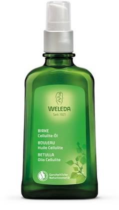 Einmassiert : Das Birke-Cellulite-Öl von Weleda besteht aus natürlichen Ölen, die die Haut straffen. Circa 20 Fr.,