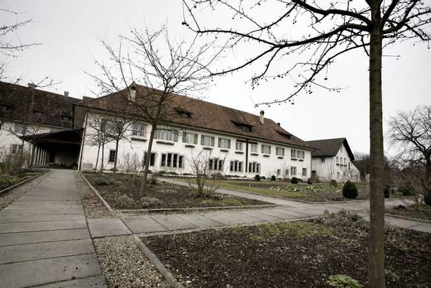 Frauenkloster der Visitation. Heute leben noch zwei Visitantinnen hier.