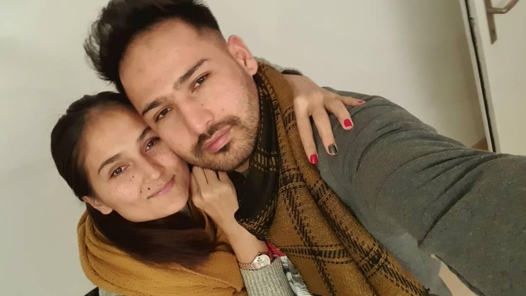 Rasouli Fazeleh und Sakhi Sajadi aus Luzern