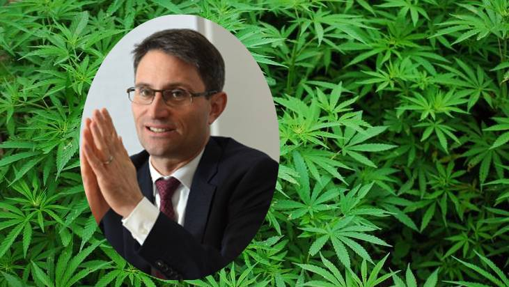 Für den Basler CVP-Regierungsrat Lukas Engelberger ist eine Lösung über den zukünftigen Umgang mit Cannabis wichtig und dringend.