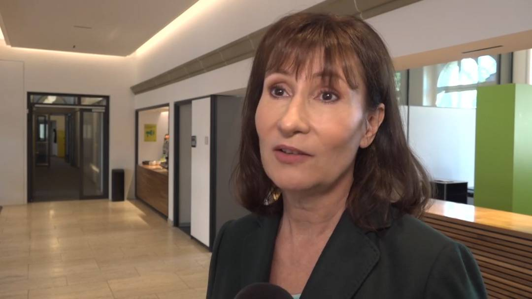 «Wir werden zwei Knöpfe drücken»: BKW-CEO Suzanne Thoma erklärt, wie die Abschaltung des AKW Mühleberg funktioniert