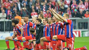 Bayern deklassieren Porto mit 6:1