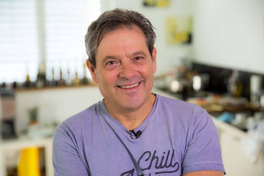 Antonio hat 25 Jahre lang in Mailand gelebt und gearbeitet.