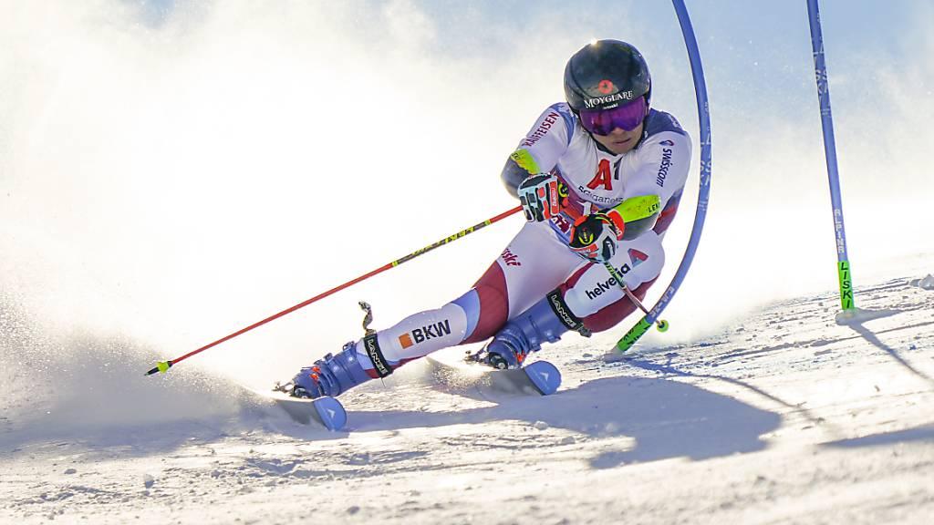 Schweizer Männer starten mit zwei Podestplätzen
