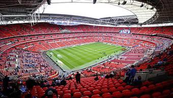 Austragungsort des EM-Finals 2020: Das Londoner Wembley-Stadion