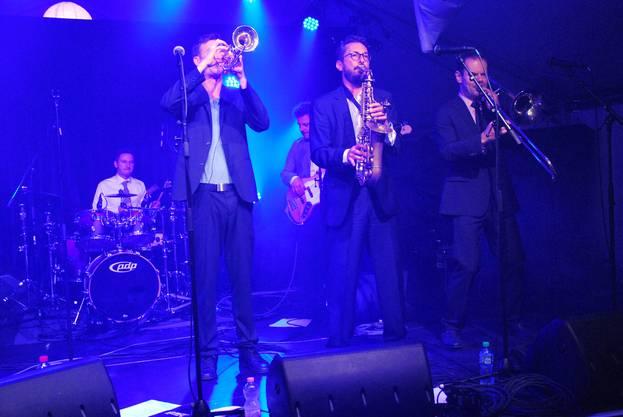 Die Band Unique sorgte für Stimmung.