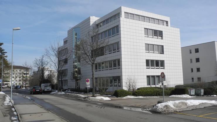 Das Bundesamt für Wohnungswesen in Grenchen.