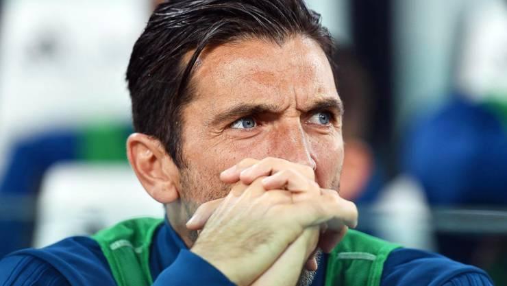 Bitterer Abgang Fur Eine Legende Buffons Tranen Zerreissen