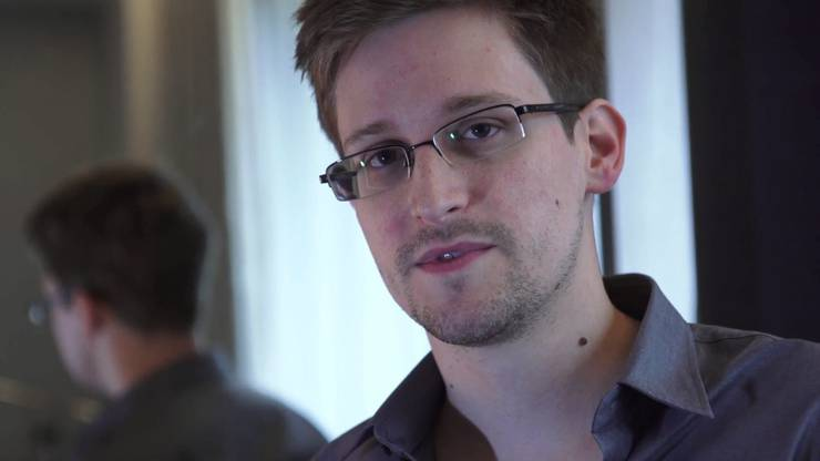 Whistleblower Edward Snowden. (Archivbild)