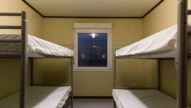 Asylunterkunft im ehemaligen A3-Werkhof in Frick wird wieder in Betrieb genommen.