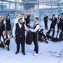 Zum Jahresprogramm der Bieranjas gehören jeweils auch Reisen in europäische Städte und an Blasmusikfestivals. zvg