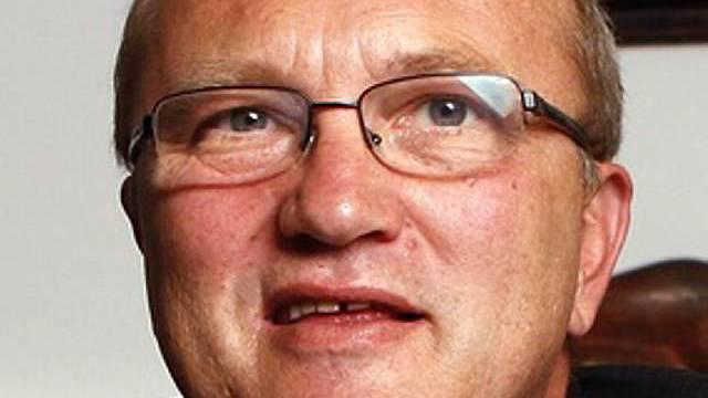Tessiner Justizdirektor Luigi Pedrazzini (Archiv)
