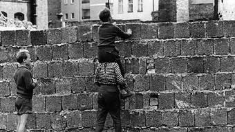 50 Jahre Mauerbau Berlin (13.8.1961)