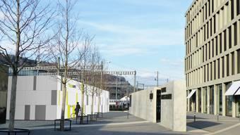 Zur Debatte steht, das erste definitive Bike Loft Projekt der Schweiz neben dem Campus Brugg-Windisch zu realisieren.
