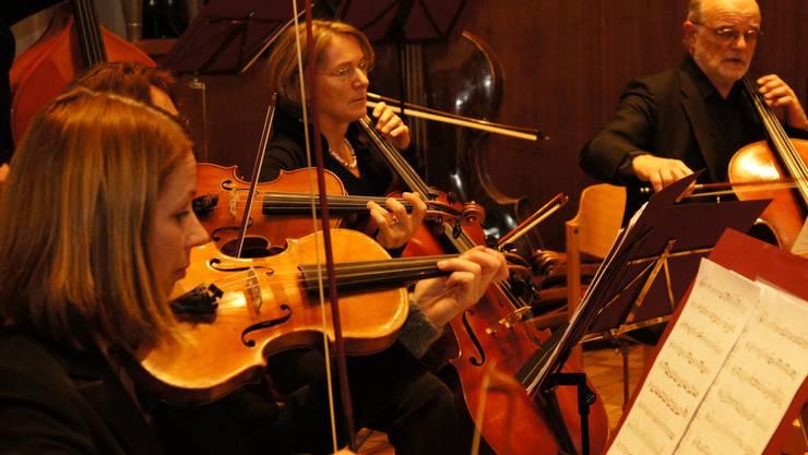 Das Konzert des Stadtorchester Schlieren berührte die rund 200 Zuhörer, so dass der Applaus am Ende nicht aufhören wollte