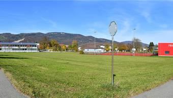 Südlich des Carpe-Diem-Schulhauses sollen neue Schulräume entstehen.