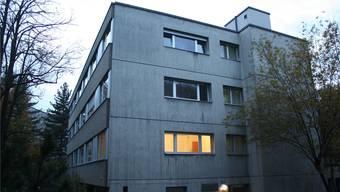 Das Hinterhaus Mittlere Strasse 37 wird zum Asylheim.