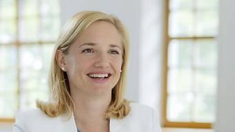 Esther Keller wird im Regierungsrat absorbiert sein und hat deshalb keine Zeit mehr für Sm'Aesch.