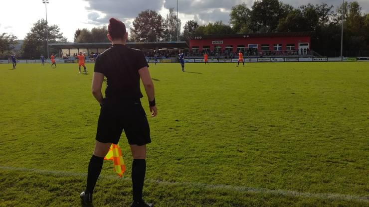 Verhexte Partie in Schötz: Der FC Wohlen verliert unglücklich unter schwierigen Bedingungen.