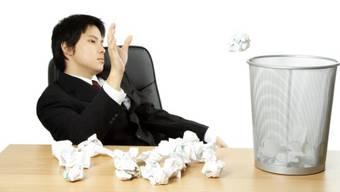 Unterfordert im Job - das führt zu Boreout, das Gegenteil von Burnout