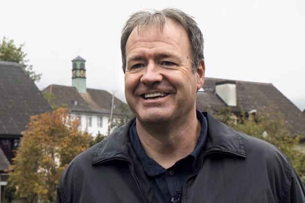Donnerstag: Marcel Amsler aus Rombach-Küttigen.